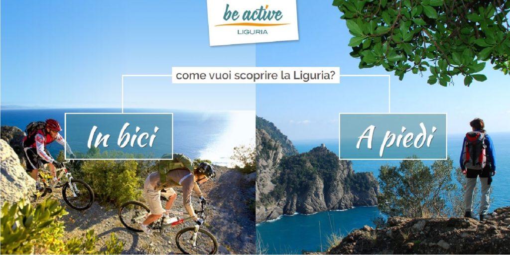 Be Active Liguria | La Liguria in bicicletta e a piedi | Hotel Villa Ave Finale Ligure | Hotel For Families Finale Ligure | Hotel Une Etoile Finale Ligure