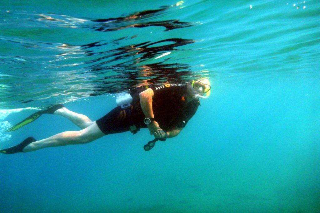 Snorkeling a Finale Ligure | Hotel Villa Ave | Albergo a due passi dal mare in Liguria | Snorkeling Diving | Snorkeling Ligurien